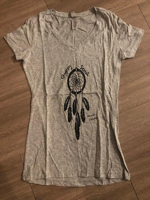 Gypsy Soul T Shirt Women's Fit
