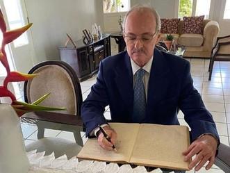 Taquarana: prefeito Geraldo Cícero é empossado em cerimônia virtual