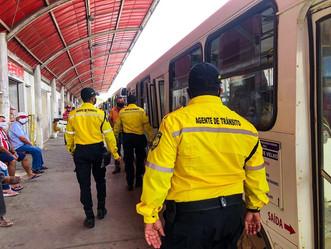 SMTT garante cumprimento de decretos em frotas de ônibus
