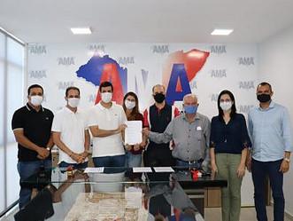 Prefeitos registram chapa única para eleição da Associação dos Municípios Alagoanos