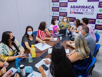 Arapiraca aguarda posicionamento do Estado sobre quantidade de doses destinadas aos municípios