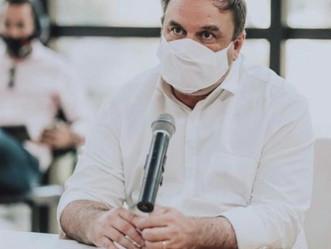 Prefeito Luciano Barbosa se reúne com governador Renan Filho