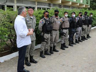 Operação integrada reprime a criminalidade em diversos bairros de Arapiraca