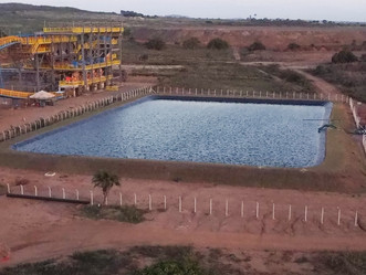 Extração de cobre: MVV utilizará apenas água bruta durante toda operação
