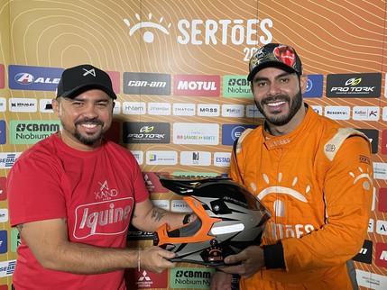 Rally dos Sertões contará com a presença de competidores famosos