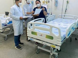Estado abre mais 15 leitos exclusivos para pacientes com Covid-19 no HE do Agreste