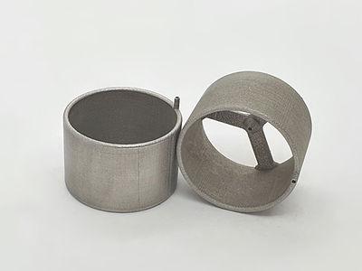 3D печать нержавеющей сталью