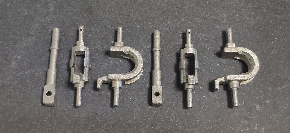 3D печать запчастей из металла