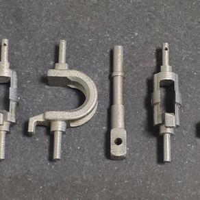 Печать изделий для кранового оборудования на 3D принтере по металлу