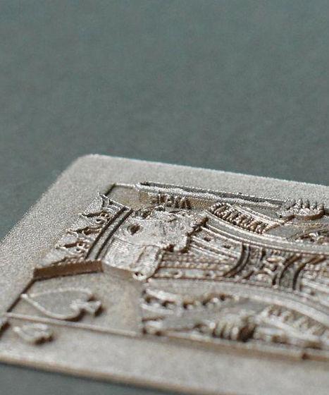 3DLAM metal 3D printing
