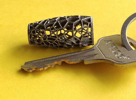3D printing of metal products