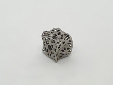 Копия 3D печать металлом декоративных изделий
