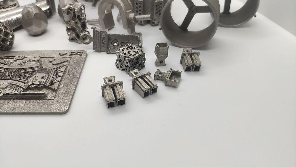 3D печать металлом в Санкт-Петербурге