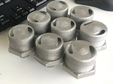 Копия 3D печать форсунки из металла в Санкт-Петербурге