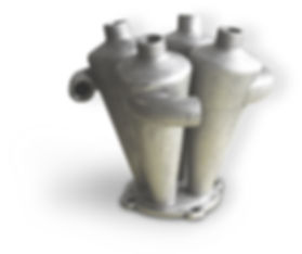 3D printing stainless steel parts 316L