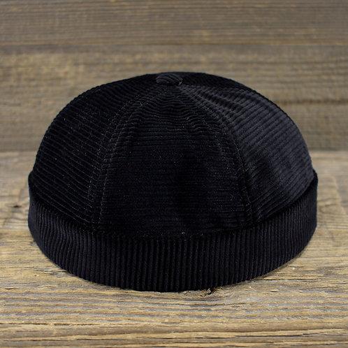 Docker Cap - Raven Black