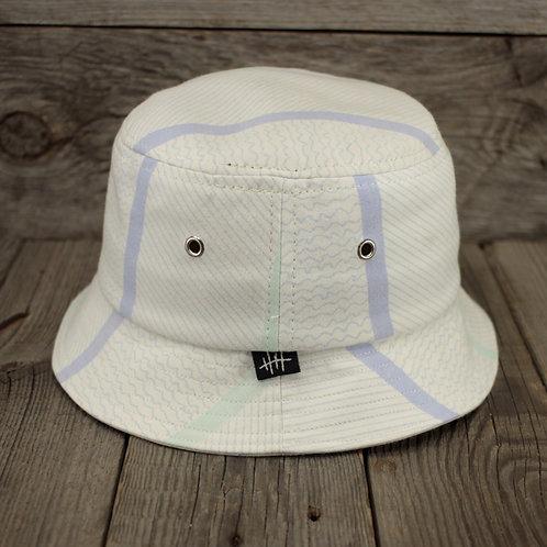 Bucket Hat - Waves & Lines