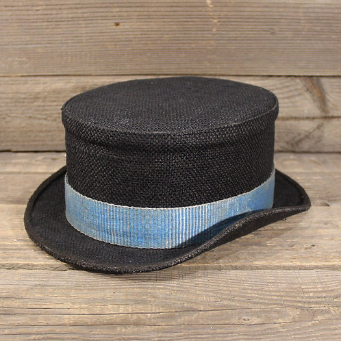 Top Hat - blue Ribbon
