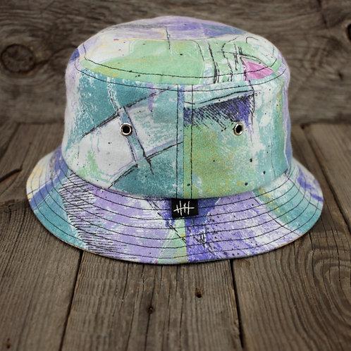 Bucket Hat - Pimpin Pastel
