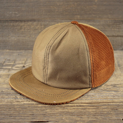 6-Panel Cap - BOBBY BOURBON