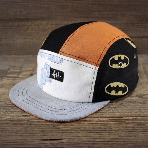 5-Panel Cap -  hello Batman!