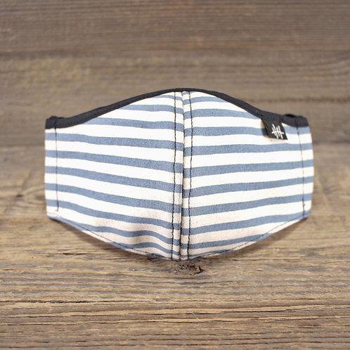 Face Mask - Oxford Stripes V2