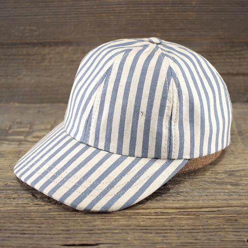 Dad Cap - Oxford Stripes