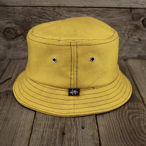 Bucket Hat - more Yellow!