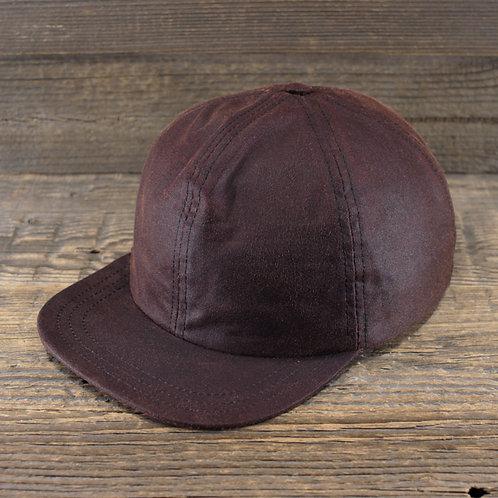 6-Panel Cap - Chestnut Wax