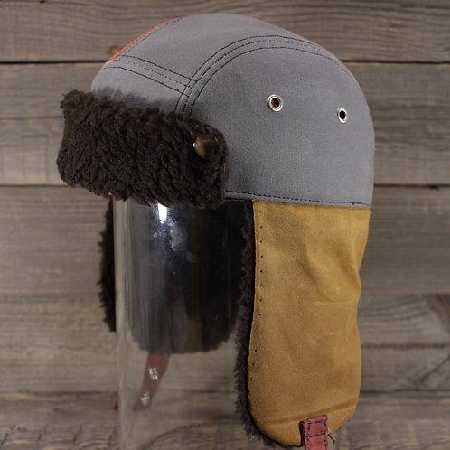 Earflap Hat - Wax Treat Uschanka