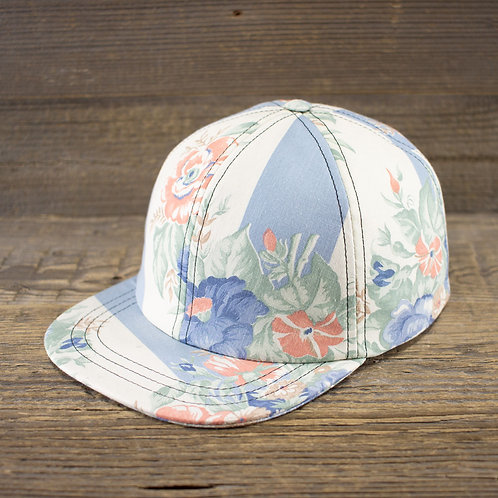 6-Panel Cap - Bavarian Roses Sale/Size M