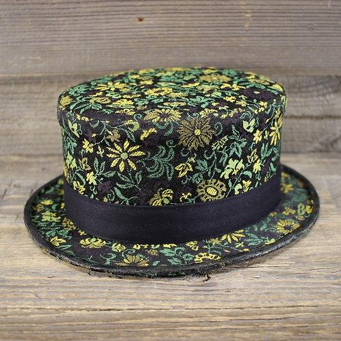 Top Hat - Lemon Flowers