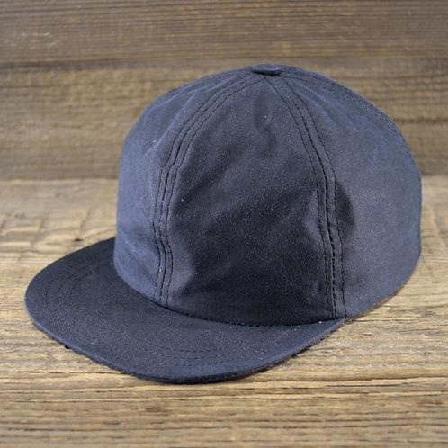 6-Panel Cap - Blue Wax