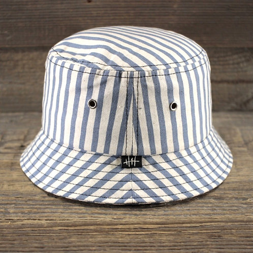 Bucket Hat - OXFORD STRIPES