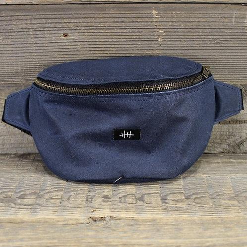 Bum Bag - Blue Wax