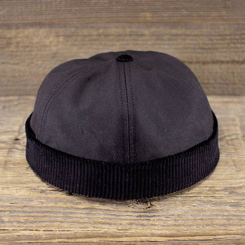 Docker Cap - Berlin Black