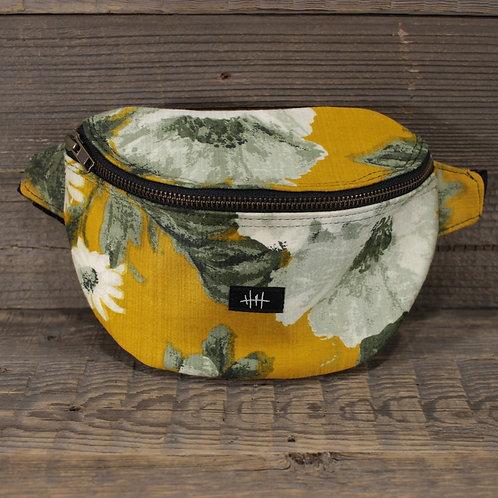 Bum Bag - Yellow Curtain