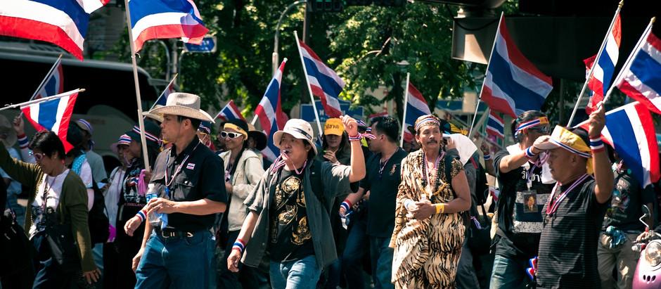 Manifestations thaïlandaises : une lutte politique inédite pour la démocratie