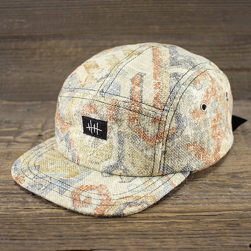 5-Panel Cap -Sutton Beige
