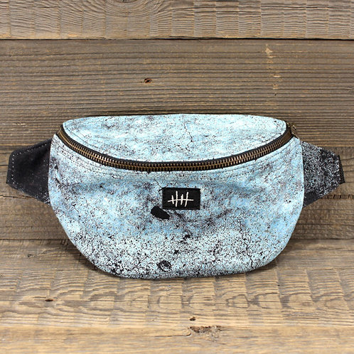 Bum Bag - Concrete Blue