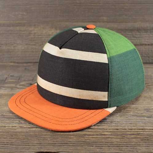 Trucker Cap - Umbrella Stripes