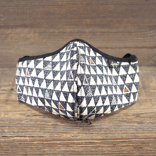 Face Mask - Triangles V2