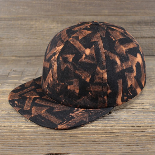 6-Panel Cap - Arrows!