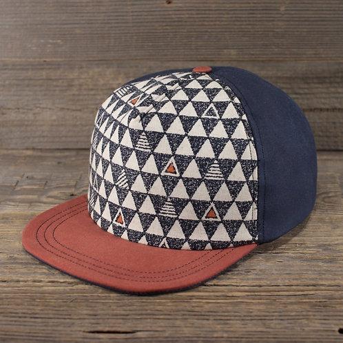 Trucker Cap - Triangles