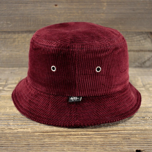 Bucket Hat - BORDEAUX