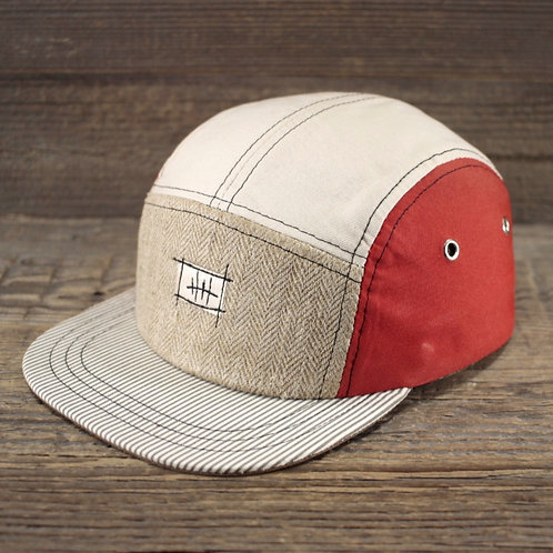 5-Panel Cap - Flour Power