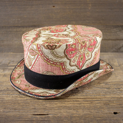 Top Hat - Dusty Rose