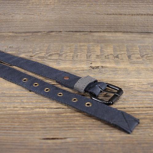 Belt - Blue Wax