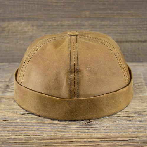 Docker Cap - Sand Wax
