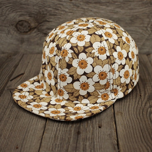 6-Panel Cap - Buds of Clay